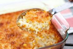 Tweet Tweet I'm not really sure where this corn casserole recipe originated. It's kind of my Dad's specialty, so I'm guessing it came from my paternal grandmother, who was a fantastic cook. Regardless of where it came from, it's definitely a family favorite! This corn casserole dish is a staple at our family gatherings and […]