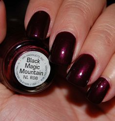 Black Magic Mountain (discontinued) MY FAVORITE FALL POLISH!!!