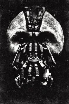 The Dark Knight Rises Phone Wallpaper Bane Dark Knight, The Dark Knight Trilogy, The Dark Knight Rises, Bane Batman, Batman Ninja, Batman Art, Dark Knight Wallpaper, Batman Redesign, Knight Tattoo