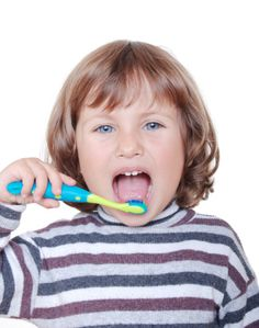 5 Strategies for Successful Tooth Brushing - Re-pinned by @PediaStaff – Please Visit http://ht.ly/63sNt for all our pediatric therapy pins