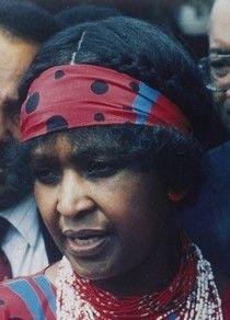 Vintage Hair - Winnie Mandela