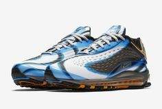 Nike Air Max Deluxe Photo Blue AJ7831-401 Mens Authentic Limited  180 size  11 Air 9aa529a7a