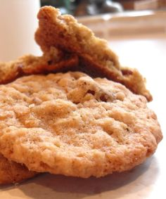 The English Kitchen: Oatmeal Cookies