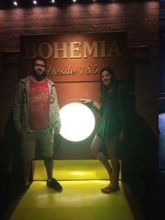 Cervejaria Bohemia- Petrópolis- RJ