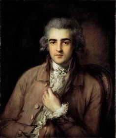 Richard Tickell (1751-1793), by Thomas Gainsborough