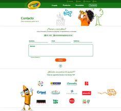 Contacto - Diseño Web - Staff Creativa