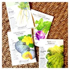 Start prepping UR #fall #garden yet? I'm armed w some @Botanical Interests & digging in #kohlrabi http://eat-drink-garden.com/2013/08/fall-garden-prep/… pic.twitter.com/7x94aw0Ioe