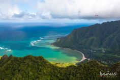 View of Kahana Bay, #Oahu #gohawaii