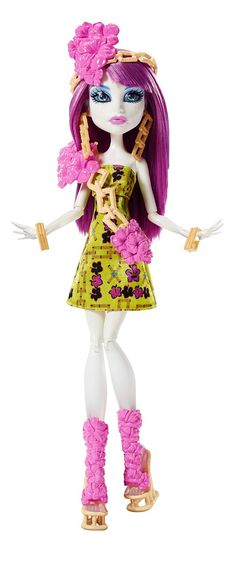 Monster High Ghouls' Getaway Spectra Vondergeist Doll