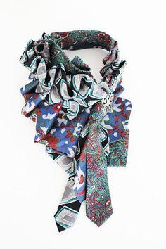 cool tie ruffs