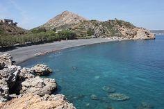 Mavra Volia beach by Gkriniaris, via Flickr