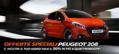 Contauto.it | Nuova Peugeot 208. Scopri le promozioni e offerte migliori del mese