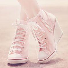 my edits cute fashion heels shoes kawaii Boots pastel kfashion