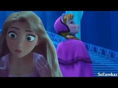 Frost Family - Human Tv Series 2013, Disney Decendants, All Episodes, Snow And Ice, Disney Characters, Fictional Characters, Disney Princess, Funny, Frost
