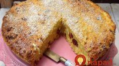 Najjednoduchší zdravý koláč na svete: Bez múky, cukru a chutí vyniakajúco!