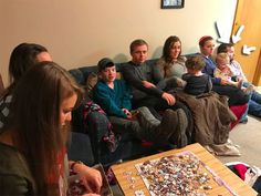 Josh Duggar celebrates his first thanksgiving with his family
