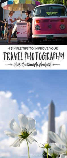 Photography tips for beginners | Travel photography Learn how to take better photos without understanding the technical side of photography.