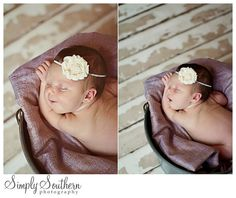 5 x 5 Foot Vinyl Photography Backdrop for Newborns, Babies and Children -- Faux Peeling White Wood 2