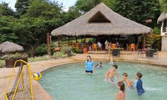 Kids Club at the All-Inclusive Costa Rica Resort - Hilton Papagayo