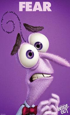 Do you ever look at someone and wonder what is going on inside their head? Disney Pixar's original new film Inside Out ventures inside the mind to find out Disney Inside Out, Film Inside Out, Inside Out Poster, Inside Out Characters, Inside Out Fear, Disney Pixar, Disney E Dreamworks, Animation Disney, Art Disney
