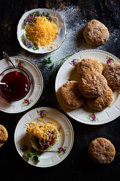 Cheese and Herb Scones l Aninas Recipes