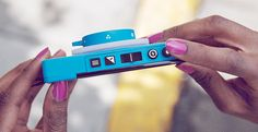 theQ Is The First Social Pocket Camera