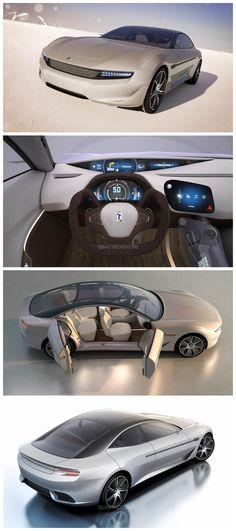 Cambiano concept car