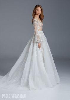 Paolo Sebastian - 2015/16 Spring/Summer Couture Wedding Dress - Brisbane Wedding Weekly