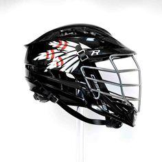 Lacrosse Stickers for Helmet Bicycle Helmet, Bike Helmets, Lacrosse Sticks, Sports Equipment, Decals, Stickers, Feathers, The Originals, Hockey