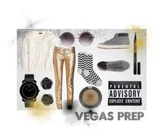 """Vegas Prep"" by maria-addison on Polyvore"