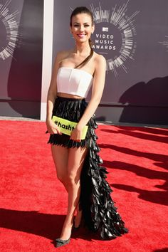 Red carpet: Los 'outfits' de los MTV Video Music Awards 2014