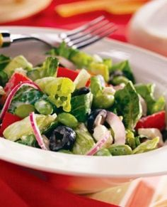 To Help With Weight Loss You Should Eat A Lot Of Healthy Salads