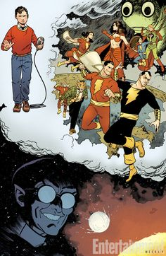 Here is every image and solicitation for the 40 CONVERGENCE two-issue limited series beginning in April from DC Comics.