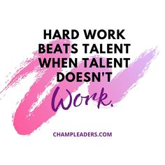 Nothing beats discipline and perseverance. Success is all about consistency. You may have talent but if procrastination and laziness take over, then your talent won't get you nowhere. #QOTD #motivationalquotes #leadershipquotes #Bossbabe