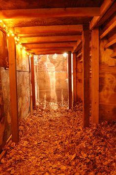 haunted tunnel