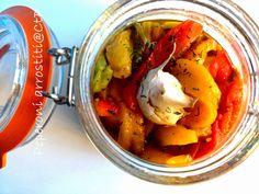 Peperoni Arrostiti Hummus, Ethnic Recipes, Food, Essen, Meals, Yemek, Eten