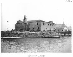 Convent of La Rabida at the World's Columbian Exposition (also known as the Chicago World's Fair), Daniel Burnham World's Columbian Exposition, White City, I Want To Travel, World's Fair, Back In Time, Taj Mahal, Louvre, Chicago, America