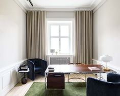 The &tradition Residence in Kronprinsessegade #andtradition #homeofacollector #design #interior #copenhagen #loafer