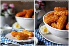 Tolumbichki Bulgarian Recipes, Bulgarian Food, Churros, Pretzel Bites, Chicken Wings, French Toast, Bread, Breakfast, Blog