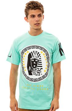 Last Kings The Pharaoh Tee in Mint I want this shirt so bad!