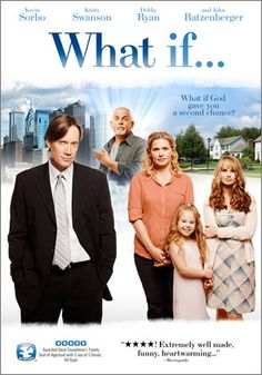What If - DVD   What If God gave you a second chance?   $6.92 at ChristianCinema.com