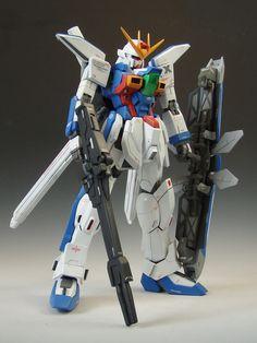 GUNDAM GUY: 1/100 Gundam X Divider Ver. GFF [Semi Scratch Build]