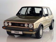 Volkswagen Golf GTI Pirelli (1983). mk1