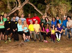 The Amazing Race - All Star Cast - 11 Teams - Who made it - read nowVirtual Class Media