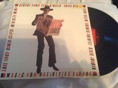 Various- Sounds From True Stories LP Vinyl, PROMO