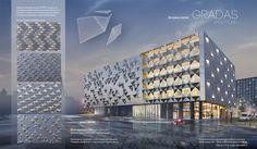 Продажа объемных фасадов по выгодным ценам. Купить объемные фасады в Москве от компании Gradas.