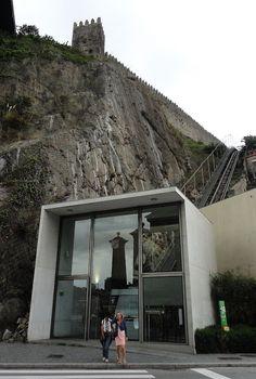 Elevador panoramico,Porto!  #Portugal