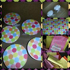 Diy polks dot table decor for lil girls bday party Spin Pin, Bday Girl, Birthday Ideas, Birthdays, Dots, Party Ideas, Table Decorations, Girls, Anniversaries