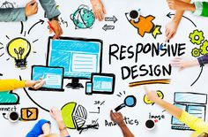 ou are bound to lose an enormous amount of opportunity and business on the table, if your website is not optimized for mobile usage. Our skilfully designed responsive #WebDesigns deliver outstanding results from both desktop and mobile users. #Design #Website #Responsive at Mplussoft India Pvt. Ltd. #Pune.