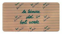 El Boli Verde en la educación de la familia. - DON Y TALENTO